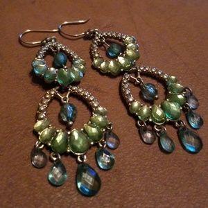 Cost Plus World Market Jewelry - Boho Chandelier Earrings